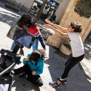 Même pas drôle ! Le harcèlement - Passeurs d'Images 2019 - Narbonne