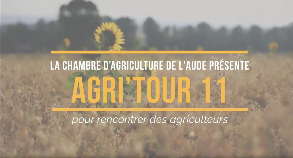 Agri'Tours : Rendez-vous le 13 novembre 2019